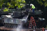 Pictures Emerge From D.C. Residents of Tanks Entering the City fo...