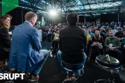 Q&A Sessions return to Disrupt Berlin 2019...