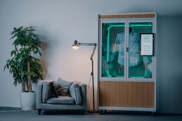 Presso is piloting dry cleaning vending machines at midwestern ho...