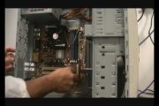 Computer Service and Repair : How to change computer mother board...