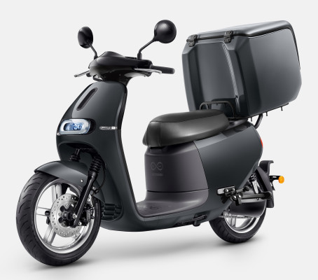 Gogoro launches its electric scooters for businesses in South Kor...