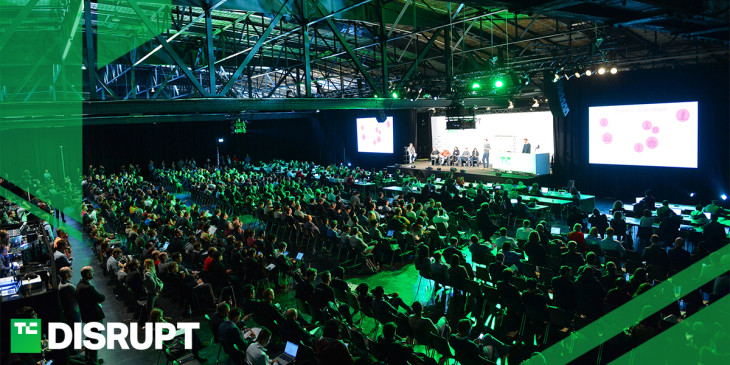 Final week to buy super early bird passes to Disrupt Berlin 2019...