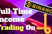 Make A Full Time Income Swing / Day Trading Using Binance & 3...