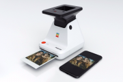 The Polaroid Lab uses the light from your phone's screen to turn ...