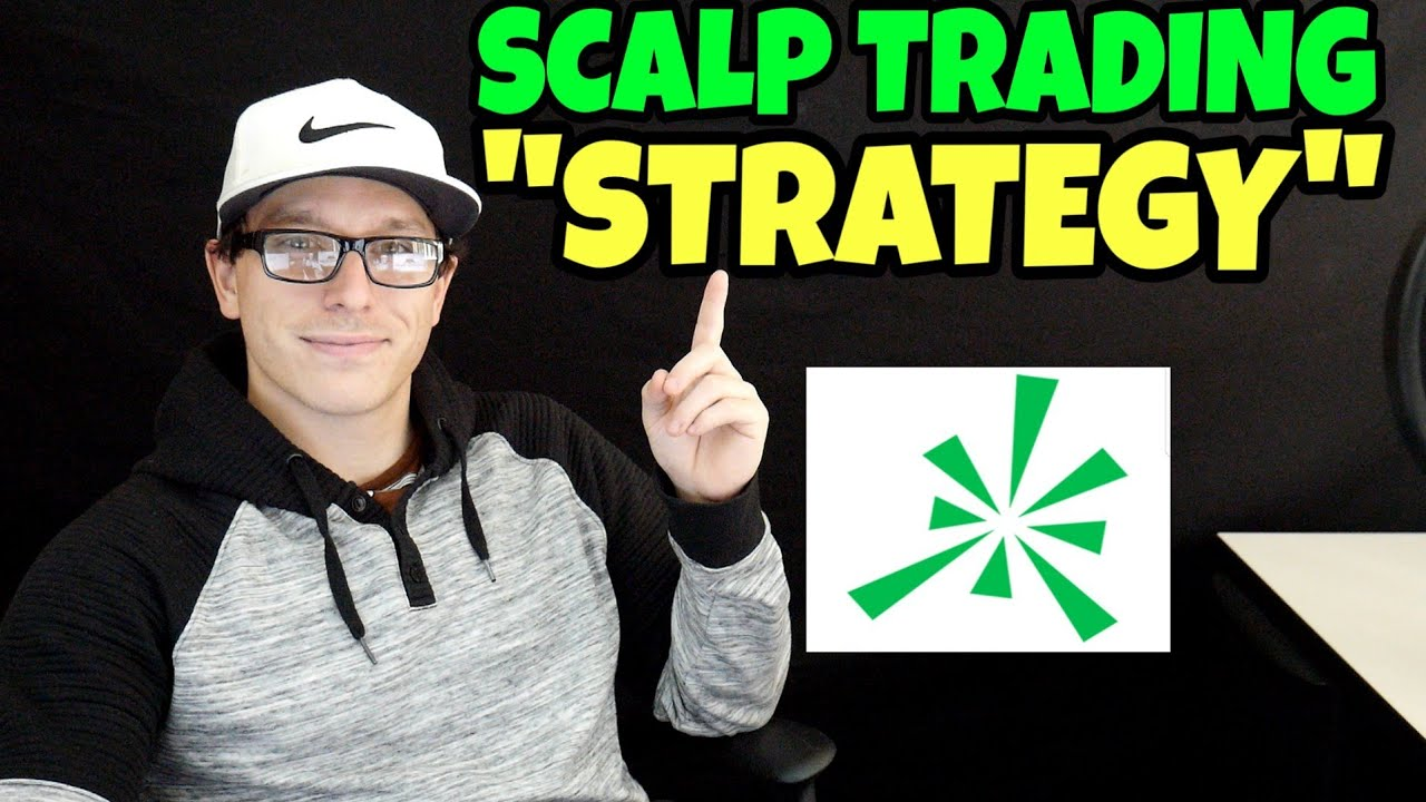 Easy Day Trading Strategy | Scalp Trading Moving Average Bounces...