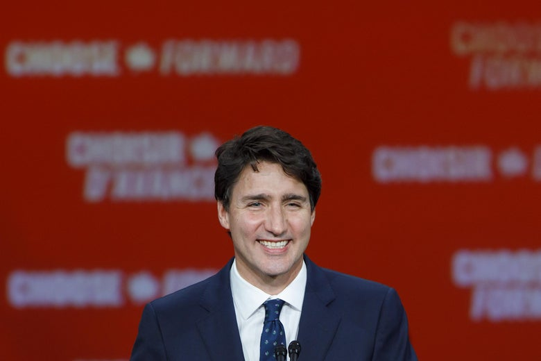 Canada's Justin Trudeau Loses Seats, but Wins Reelection With Min...