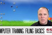 Computer Training: Filing Basics (Introduction)...