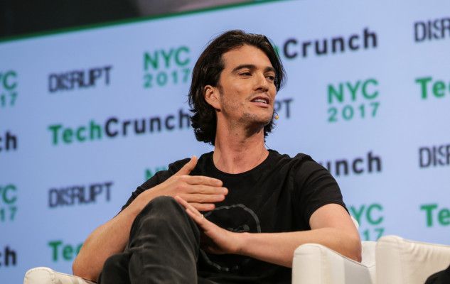 Report: WeWork cofounder Adam Neumann may have to unload property...