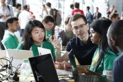 Code and compete in the TC Hackathon at Disrupt Berlin...