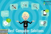 Computer Repair Business Animated Video | Computer Fix Service V...