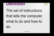 software definition | computer software definition...
