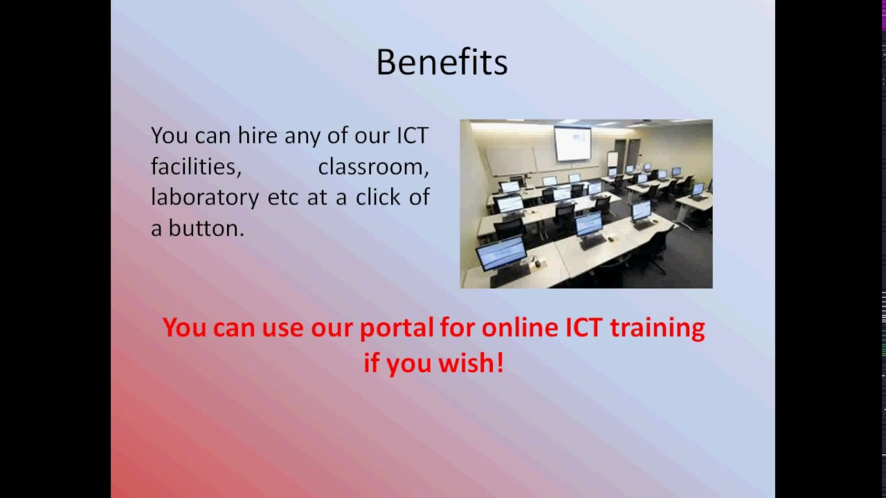 How to start computer training business with only US$105...