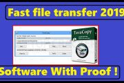 best & Fast file transfer software for PC with Proof  !...