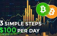 3 Simple Steps To Make $100 A Day Trading Cryptocurrency | Crypto...