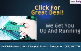 MAROB Telephone Systems & Computer Services...