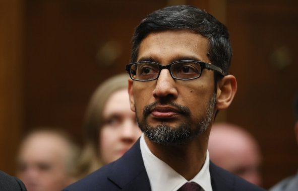 Google's Sundar Pichai doesn't want you to be clear-eyed about AI...