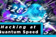 Hacking at Quantum Speed with Shor's Algorithm | Infinite Ser...
