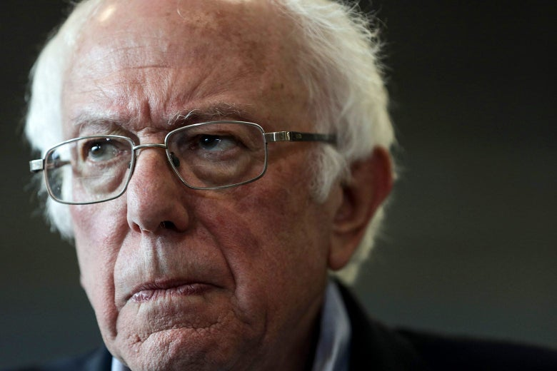 What Are the Chances Sanders Has Another Heart Attack Before Nove...