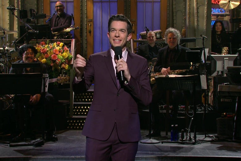 Every John Mulaney Sketch on This Week's <em>Saturday Night...