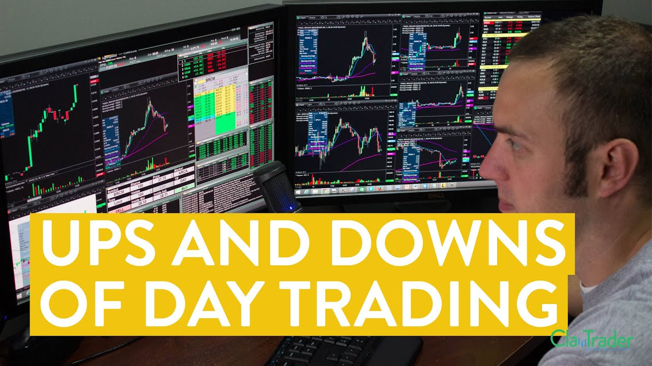 [LIVE] Day Trading | The Ups and Downs of Being a Day Trader...