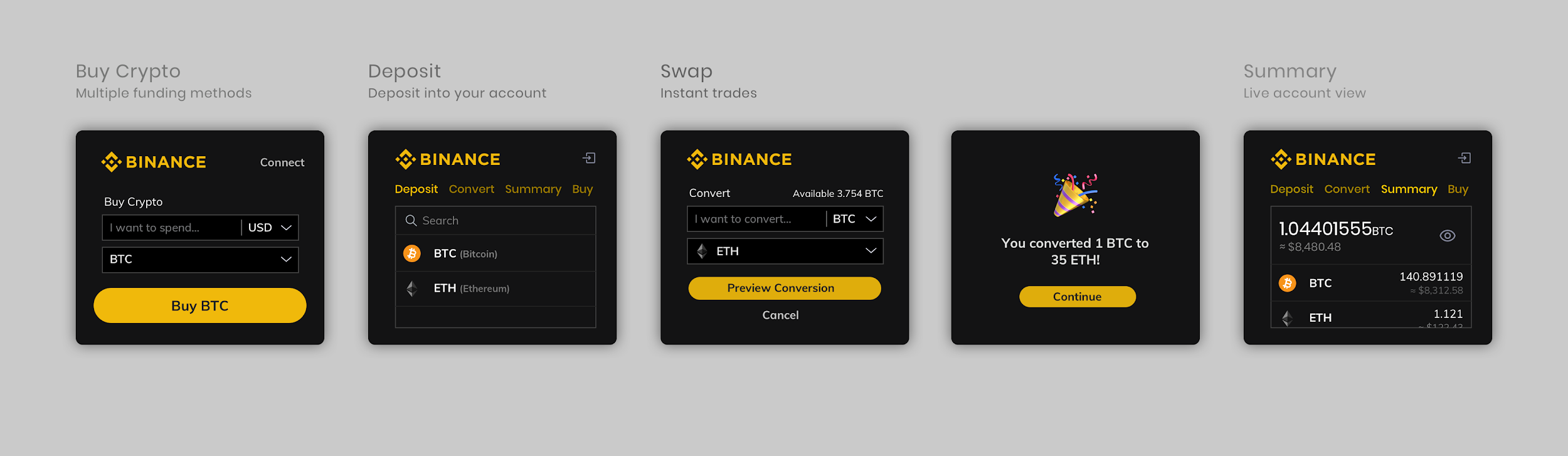 Brave partners with Binance to let you trade crypto assets from y...