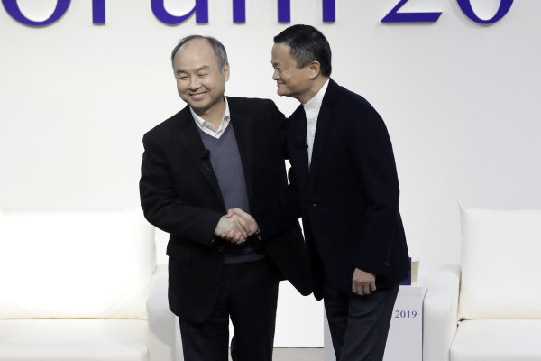 As Jack Ma and SoftBank part ways, the open and globalized era of...