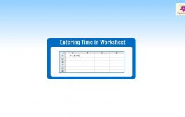 Time | Excel | Computer Training | Periwinkle...