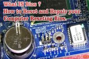 what is bios - How to reset bios and Repair computer laptop reset...