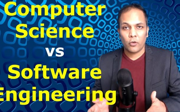 Computer science vs software engineering in Hindi | CS vs SE diff...