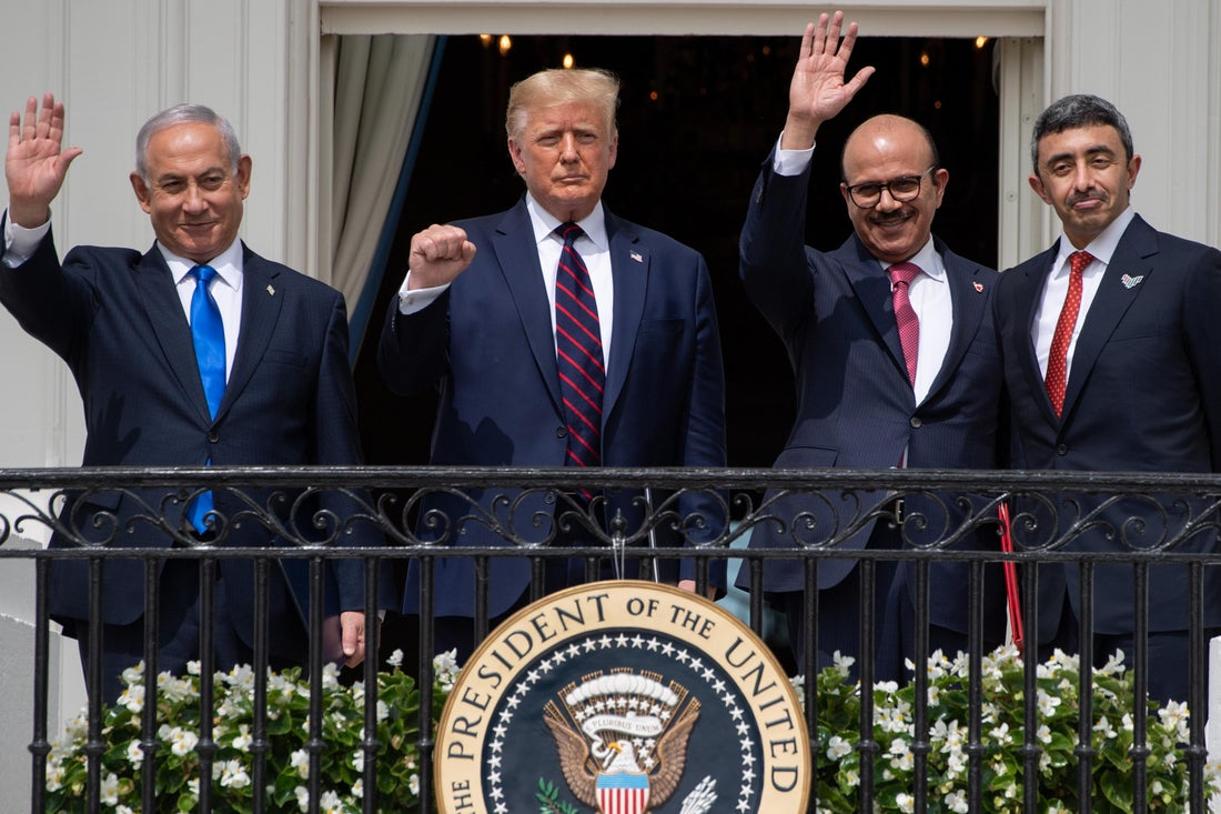 Trump's New Middle East Accord Is a Big Deal. It Is Not a Peace D...
