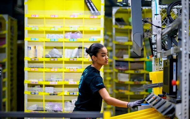 Serious injuries at Amazon fulfillment centers topped 14,000, des...