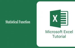 Statistical Functions/Microsoft Excel 2013/Computer Training Inst...