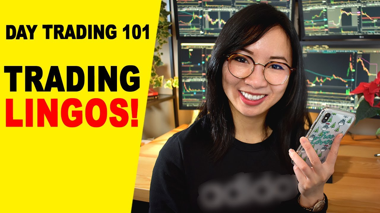 MUST Know Day Trading Lingos & Trading Terms (Day Trading for...