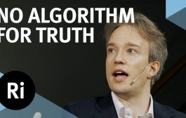 There is No Algorithm for Truth - with Tom Scott...