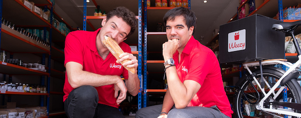 UK on-demand supermarket Weezy raises $20M Series A led by NYC's ...