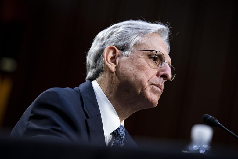What Will Merrick Garland Do About the Capitol Attack?...