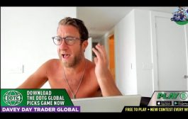 Davey Day Trader Global  03/04/2021| Dave Portnoy Day Trading| St...