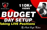 BUDGET DAY Trading  Setup || Taking Live Positions...