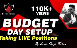 BUDGET DAY Trading  Setup    Taking Live Positions...