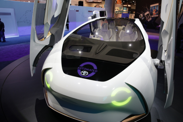 Toyota and NTT to collaborate on connected car tech, including AI...