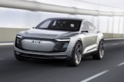 Audi's latest concept is a new all-electric Tesla Model X competi...