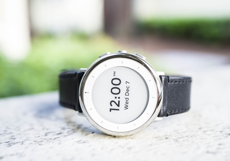 Alphabet's Verily offers a more serious take on health monitoring...