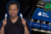 Crunch Report | Blue Apron IPO Has A Rocky Start...