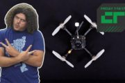 Crunch Report | Fastest Drone Ever World Record Set...