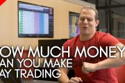 How much money can you make day trading...