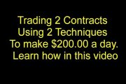 Patience, Discipline and these trading techniques makes $200.00 a...