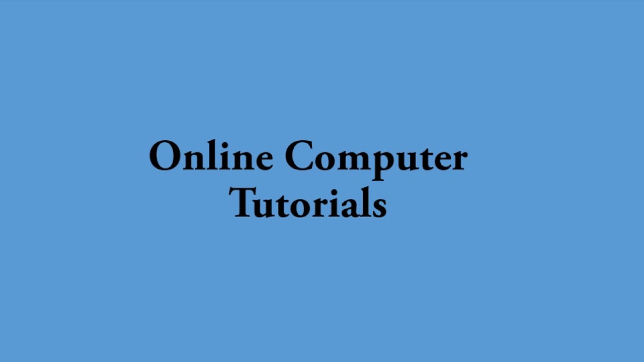 What is a Computer Software   Computer Software -Computer Fundame...