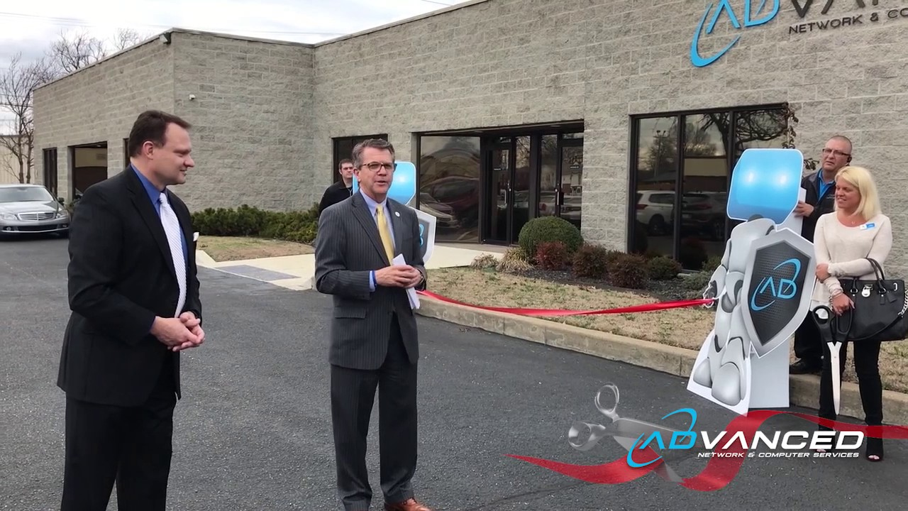 Advanced Network & Computer Services - Ribbon Cutting Ceremony...