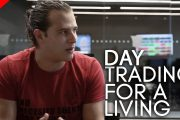 Day trading for a living...