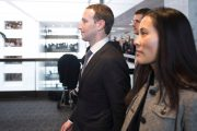 Let's Please Not Keep Mistaking Mark Zuckerberg's Assistant for H...